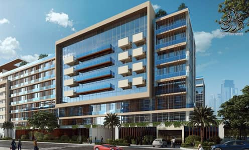 Studio for Sale in Meydan City, Dubai - Own your home with canal view