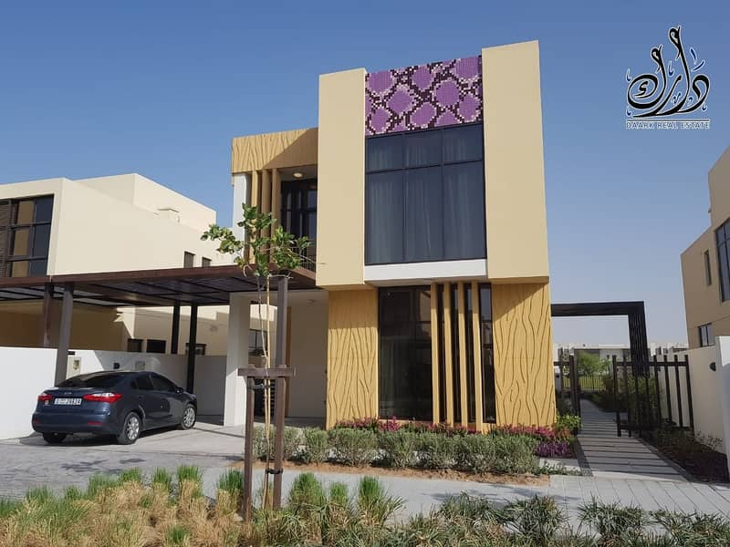 Own your villa by Roberto Cavalli design