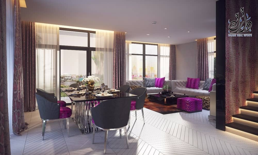 10 Own your villa by Roberto Cavalli design