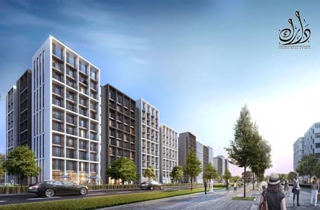 فلیٹ 2 غرفة نوم للبيع في الجادة، الشارقة - own an apartment with a rental price finishing Lux