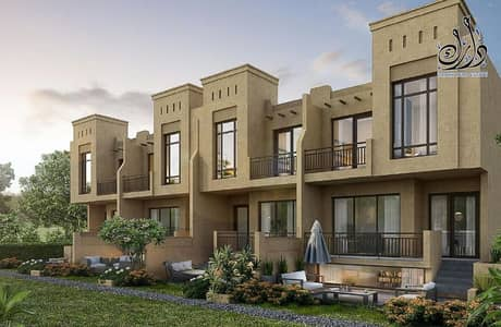 3 Bedroom Villa for Sale in Akoya Oxygen, Dubai - VILLLA IN AKOYA OXYGEN