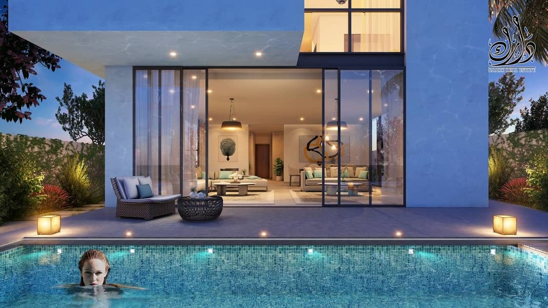 2 PAY 5%  OWN VILLA WITH SEA VIEW | 5YEAR'S PAYMENT PLAN .