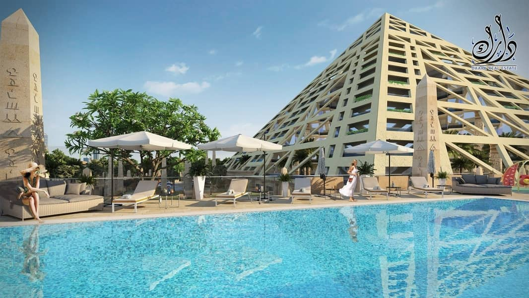 2 reserve apartments with a fixed rate of 8% fixed in the contract for 12 years