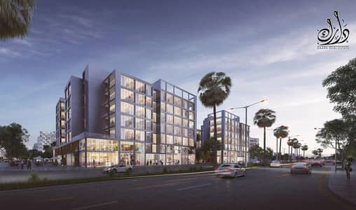 Live in the new heart of Sharjah with all the amenities around you