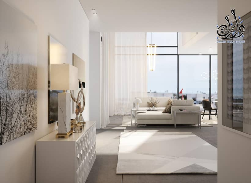24 Live in the new heart of Sharjah with all the amenities around you