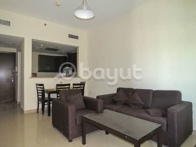 1 Bedroom Flat for Rent in Dubai Production City (IMPZ), Dubai - FURNISHED 1BEDROOM + BALCONY