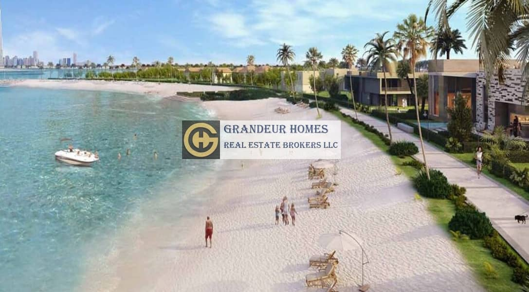 Exclusive lowest price for pearl jumeira plot