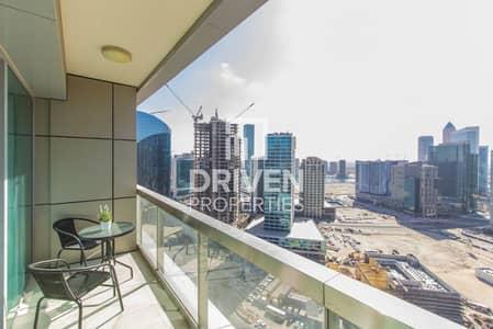 Studio for Rent in Downtown Dubai, Dubai - Modern Living | Furnished Studio Apartment