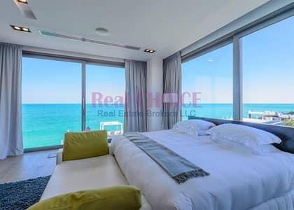فیلا 4 غرف نوم للبيع في جزيرة نوراي، أبوظبي - Unparalleled Water Edge Luxury Living|4BR Villa