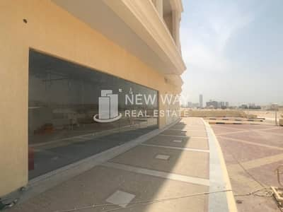 Shop and Office for Rent Brand new building