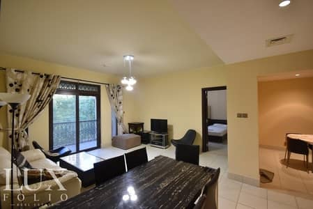2 Bedroom Apartment for Sale in Old Town, Dubai - OT Specialist |Study Room|Community View