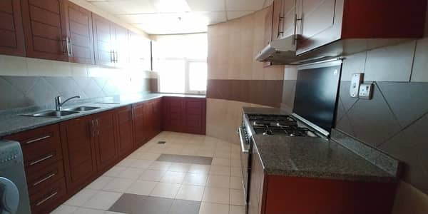 3 Bedroom Apartment for Rent in Al Nahda, Dubai - HUGE 03 BHK WITH 05BATH MAIDS ROOM