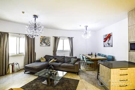 شقة 2 غرفة نوم للايجار في قرية جميرا الدائرية، دبي - Two Bedroom + Maids | Furnished | Vacant