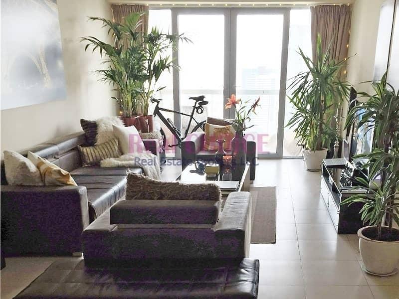 Corner 1BR Apartment With Premium Layout