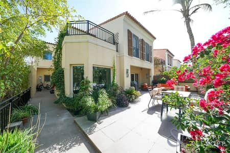 4 Bedroom Townhouse for Sale in Green Community, Dubai - Corner Unit | Owner Occupied | 4 Bedrooms
