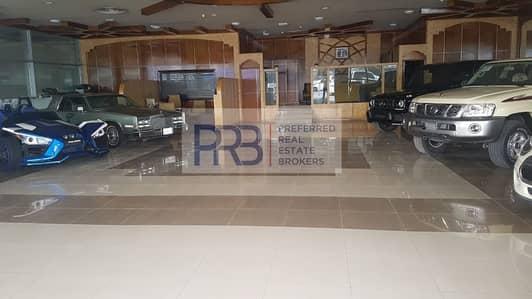 Showroom for Sale in Ras Al Khor, Dubai - Car Showroom for Sale in Ras Al Khor Industrial Area