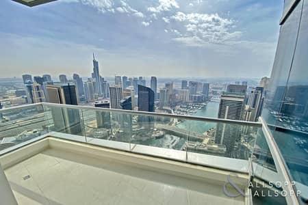 3 Bedroom Flat for Sale in Dubai Marina, Dubai - Full View | Vacant | Three Bed Plus Maids