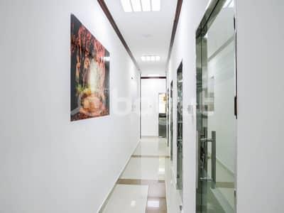 مکتب  للايجار في منطقة الكورنيش، أبوظبي - Bright and Clean Semi Fitted  Office