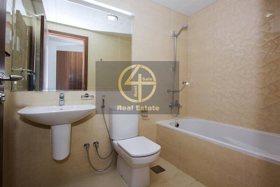 2 Luxury & modern 1BR + swimming pool In Mussafah