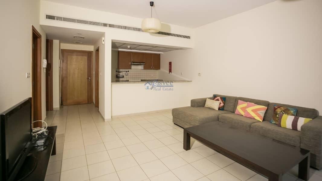 Fu lly Furnished One Bedroom  in Samar 4 in Greens