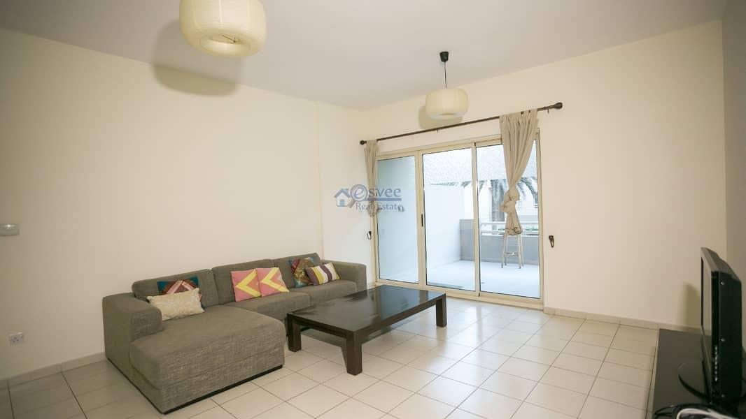 2 Fu lly Furnished One Bedroom  in Samar 4 in Greens
