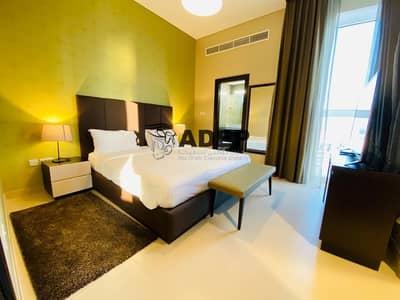 شقة 1 غرفة نوم للايجار في شارع الكورنيش، أبوظبي - شقة في برج باي شارع الكورنيش 1 غرف 95000 درهم - 4495754