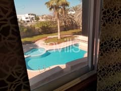 VILLA WITH 2 SWIMMING POOL IN SHARQAN FOR SALE - SHARJAH