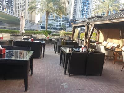 Shop for  Restaurant with terrace Direct marina walk