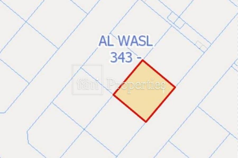 2 Residential Plot with No service charges!
