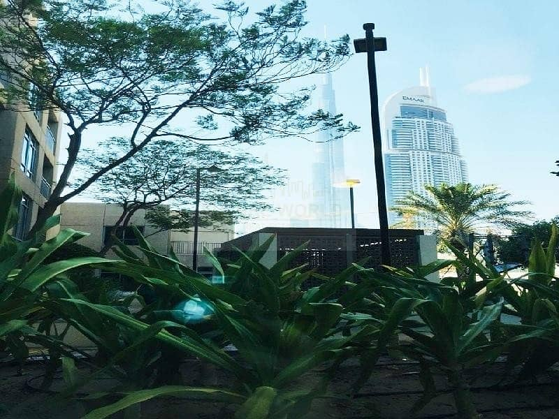 11 Burj Khalifa View | Bright & Spacious | Best Layout |