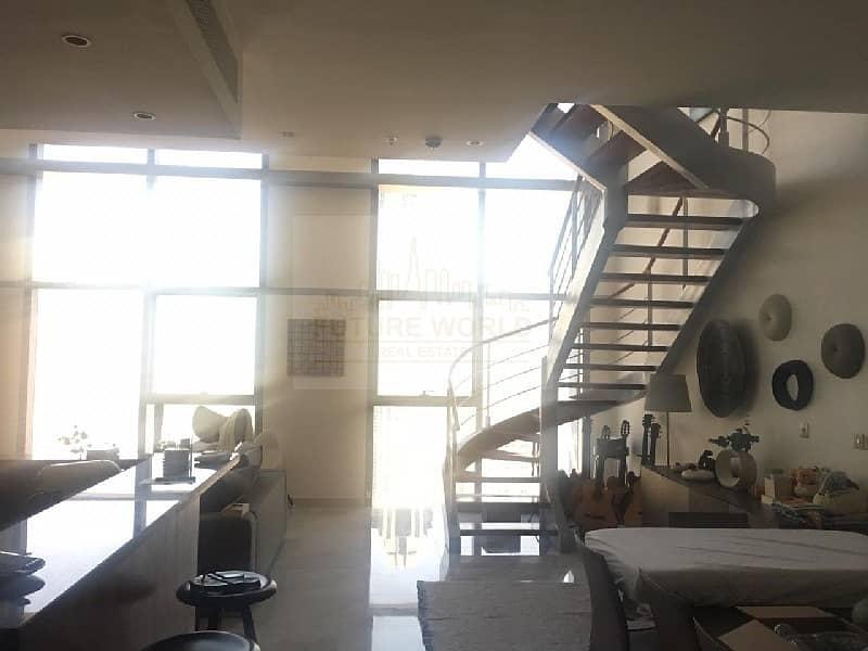 2 Best Deal | Huge Unit  | 2 BR Duplex | High Floor | DIFC |  Vacant Now |