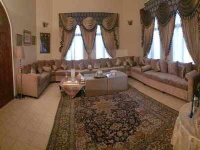 فیلا 5 غرف نوم للبيع في الراشدية، دبي - Great Investment | Elegant | 6 Car Parks Available | 5 BR Villa | Rashidiya