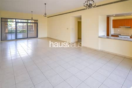 2 Bedroom Apartment for Rent in The Greens, Dubai - Ground floor   Price Negotiable   Chiller Free