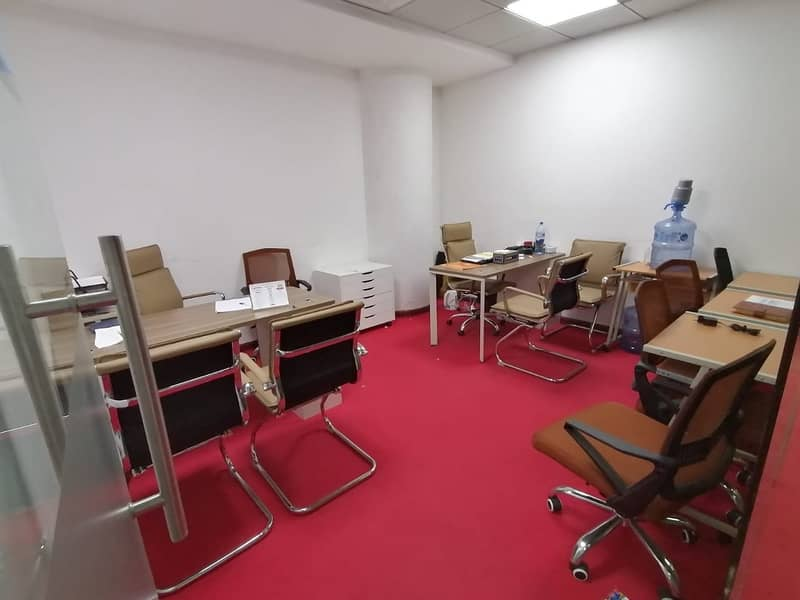 2 Office Space and PRO Service