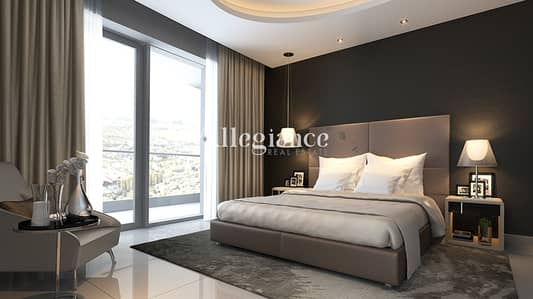 1 Bedroom Hotel Apartment for Sale in Business Bay, Dubai - Damac Towers by Paramount Hotels & Resorts
