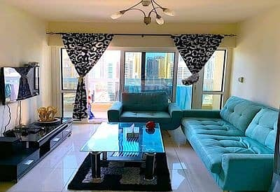 2 Bedroom Apartment for Sale in Jumeirah Lake Towers (JLT), Dubai - Fully Furnished 2BR Apartment in JLT