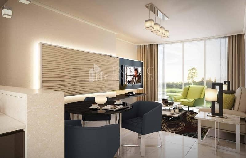 2 Loreto A Damac Hills Luxury 2 BR ready apartment