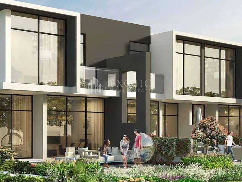 Brand New Villa In Damac Hills