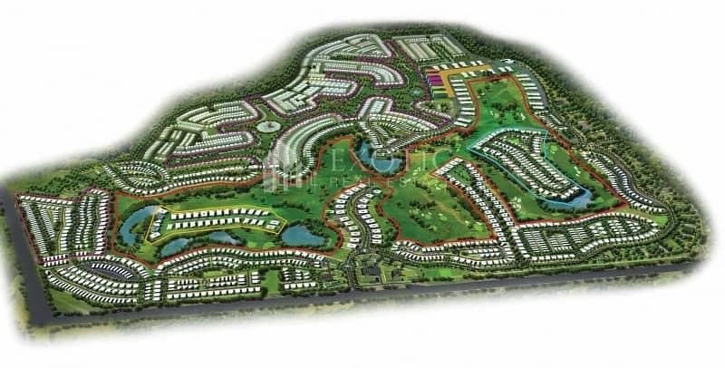 9 Loreto A Damac Hills Luxury 2 BR ready apartment