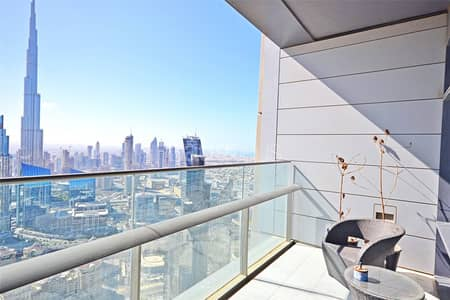 Amazing Burj Views | The Best Layout | 1