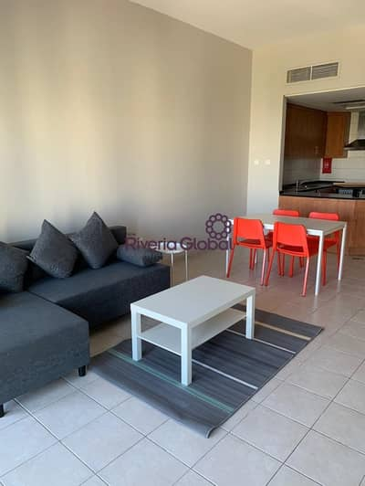 1 Bedroom Apartment for Rent in Discovery Gardens, Dubai - Brand new furniture | Upgraded 1 bhk | DG