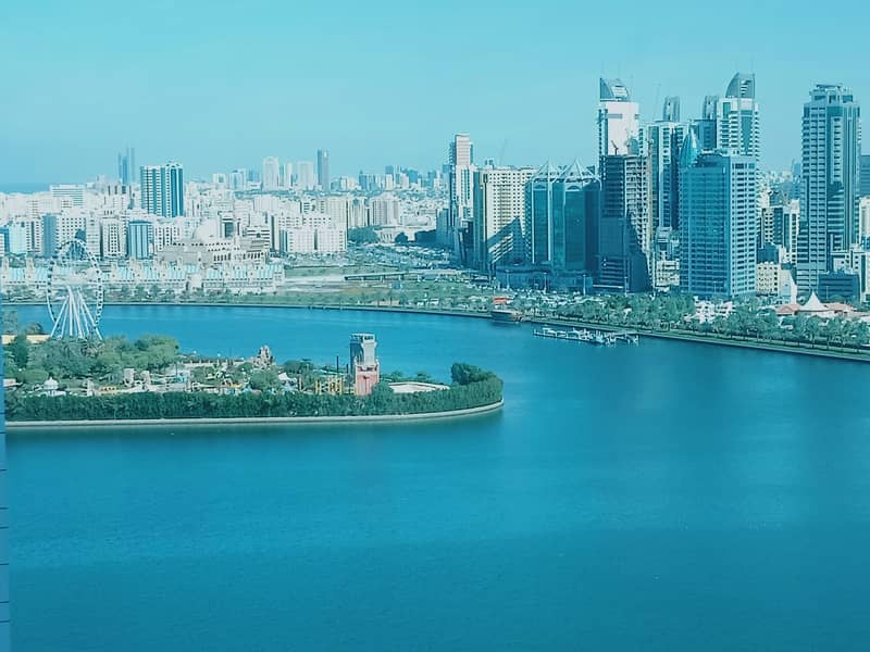 Amazing 3BR Apartment in Blue Tower High Floor type 06
