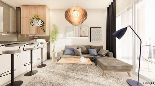 1 Bedroom Flat for Sale in Muwaileh, Sharjah - Interior