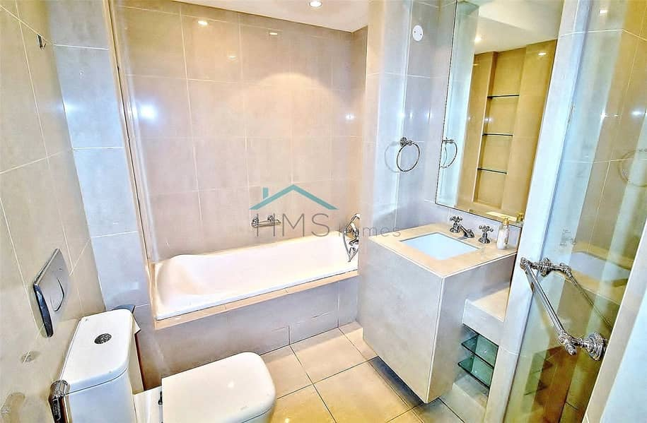 10 Tajer | Furnished 1 Bed | Upgraded
