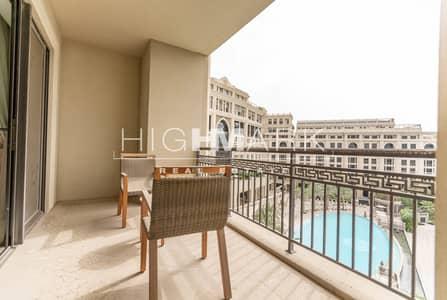 فلیٹ 2 غرفة نوم للبيع في قرية التراث، دبي - Versace Furnished