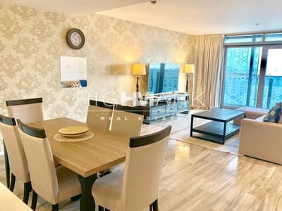 1 Bedroom Apartment for Rent in Culture Village, Dubai - F Type - Furnished 1 Bed with Creek and Bridge View!