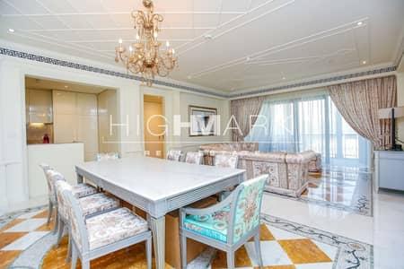 فلیٹ 2 غرفة نوم للبيع في قرية التراث، دبي - Elegant Fully Furnished Versace 2 Bed Available
