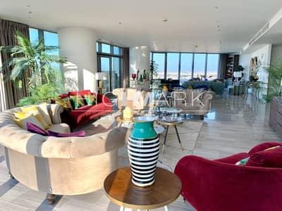 فلیٹ 7 غرف نوم للبيع في قرية التراث، دبي - Splendid 7 Bedroom Penthouse with Panoramic City Skyline and Creek View!