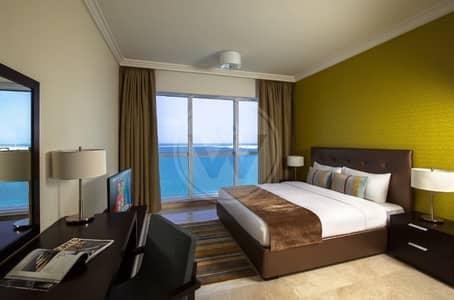 فلیٹ 2 غرفة نوم للايجار في منطقة الكورنيش، أبوظبي - VIEWS VIEWS VIEWS | Furnished home on Corniche