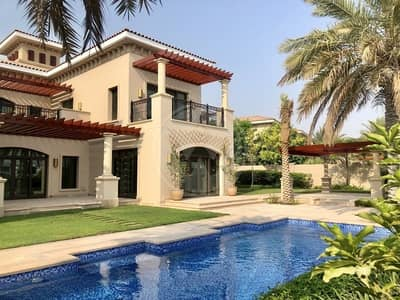 5 Bedroom Villa for Rent in Saadiyat Island, Abu Dhabi - *EXCLUSIVE - Rare 5 bed on extra large plot